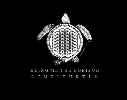 Sea Turtle Iphone Wallpaper Sempiternal Logo Tumblr