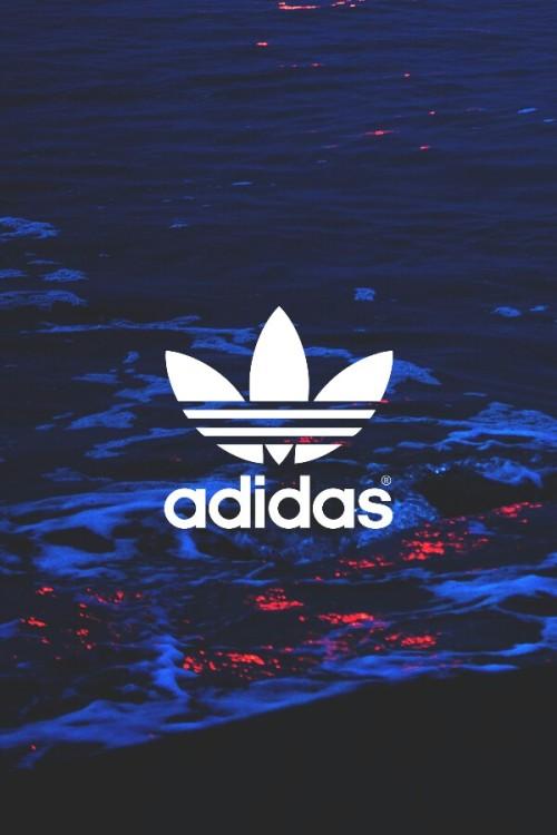 Cute Kawaii Pastel Wallpaper Logo Adidas Tumblr