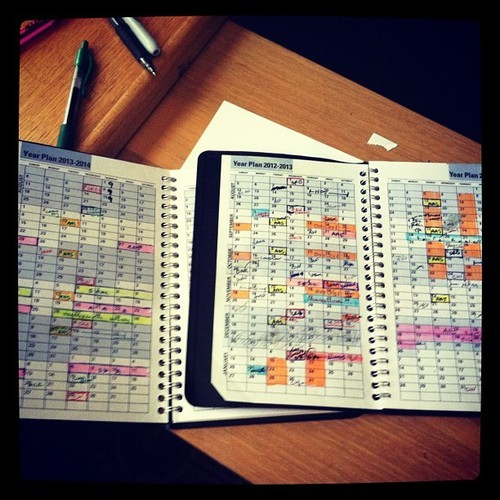The Official Lubin School of Business Tumblr \u2022 How to Stay Organized - college planner organization
