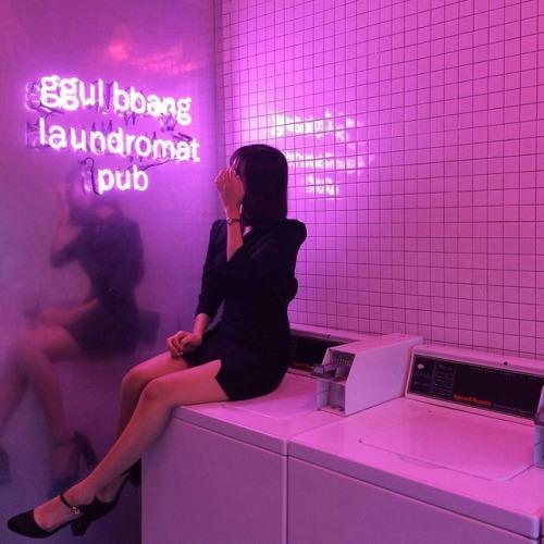 Korean Girl Wallpaper Pack Ulzzang Purple Tumblr
