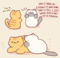 marshmallow pillow | Tumblr