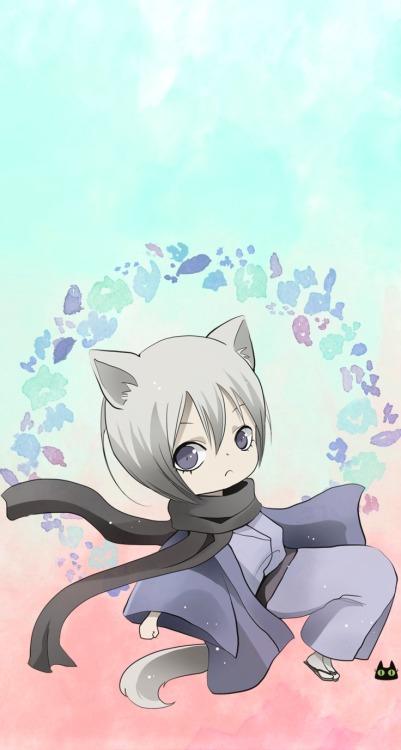 Cute Chibi Anime Wallpapers Chibi Tomoe On Tumblr