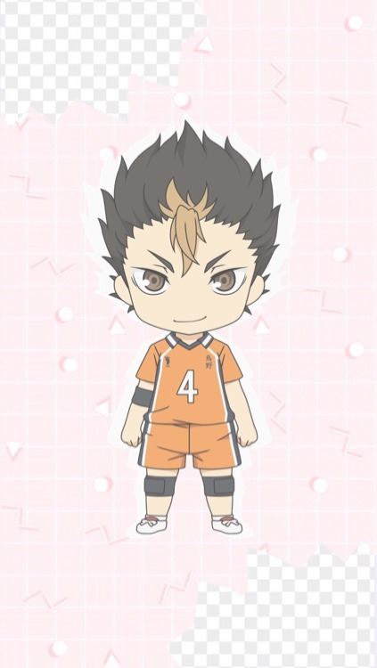 Volleyball Wallpaper Iphone Haikyuu Mobile Wallpapers Tumblr
