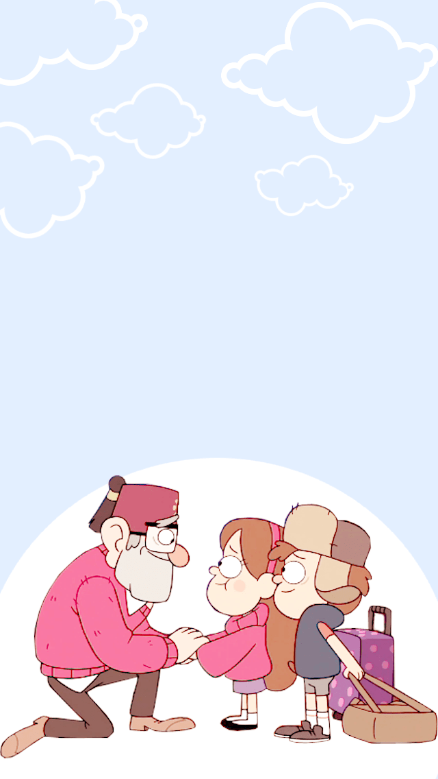 Soos Gravity Falls Wallpaper Stars Will Guide Us Home 💫 The Pines Family Gravity