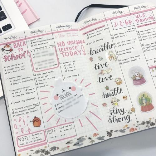molang planner Tumblr
