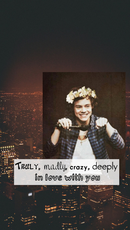 Zayn Malik Quotes Wallpaper Truly Madly Deeply Lyrics Tumblr