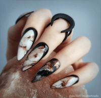 fake nail designs | Tumblr