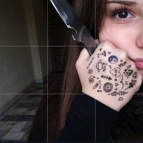 Cute Henna Wallpapers Sharpie Tattoos On Tumblr