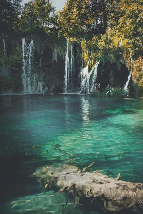 Fall Woods Wallpaper Waterfalls On Tumblr