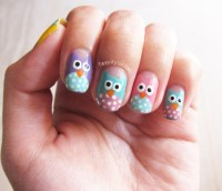 bird nail designs | Tumblr