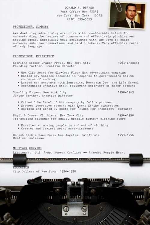 Capitalist Concept \u2022 Investment Banking Résumé Template and Guidelines - banking resume template