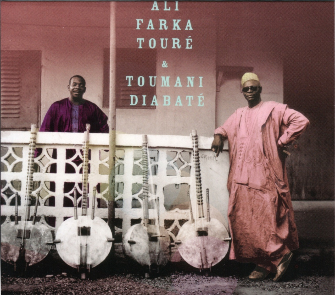 nigeriancoverproject:  Ali Farka Touré and Toumani Diabaté - Ali & Toumani