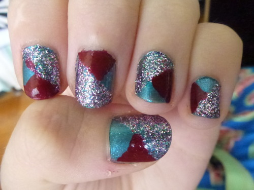 cool nail designs on Tumblr