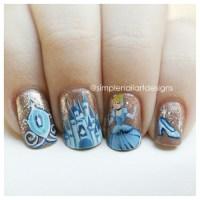 disney nails on Tumblr