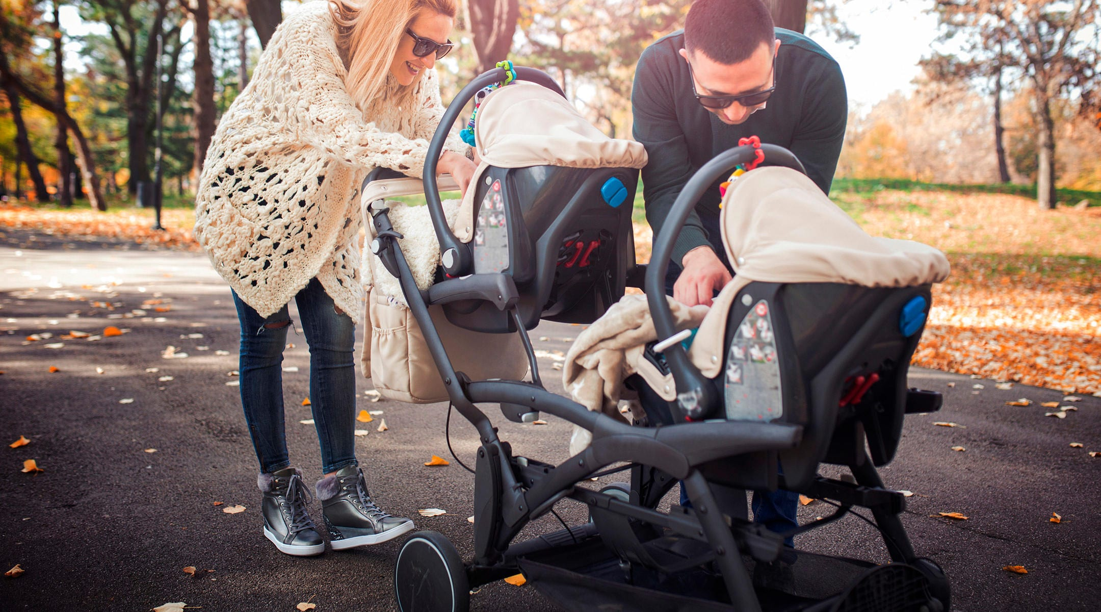 Britax Double Pushchair Reviews Best Double Strollers For Twins 2020 Car Seat Combos