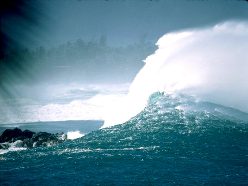 3d Effect Live Wallpapers 7art Blue Wave Screen Saver With 29 Amazing Pictures