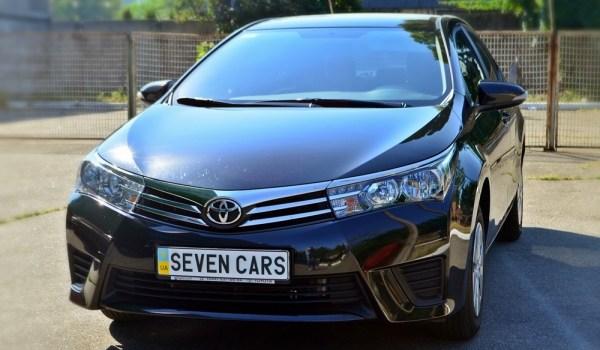 Toyota Corolla, 2016, Auto