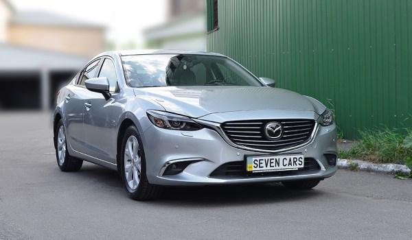 Mazda 6  2,5 AUTO, 2017
