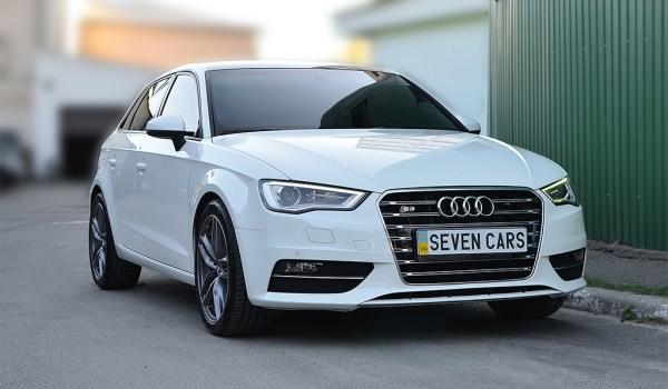 Audi A3, Diesel TDi, Auto