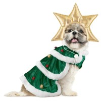 Go Dog Holiday Elf Dog Costume  Christmas