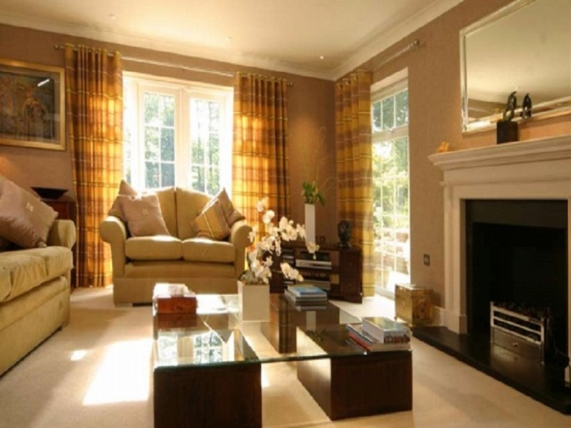 How To Make Room Look Bigger - 4 Home Ideas - how to make a small living room look bigger