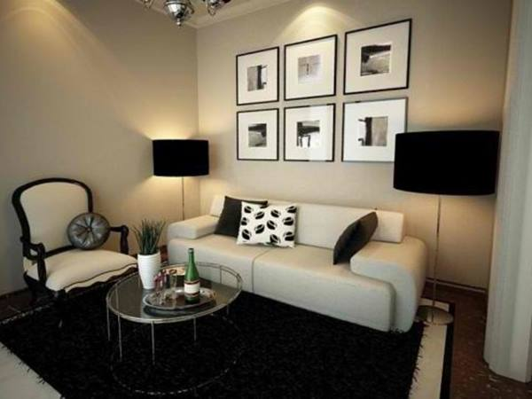 Tips To Make Living Room Look Bigger - 4 Home Ideas - how to make a small living room look bigger