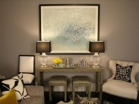 Luxury Gray Living Room Paint Color - 4 Home Ideas