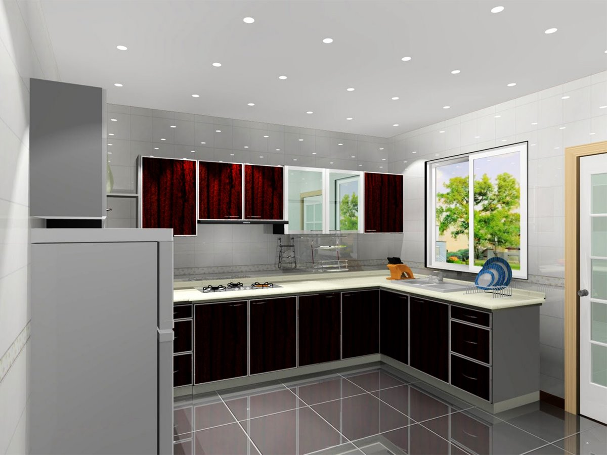 Luxury Modern Kitchen Color Selection Ideas For Luxury Modern Kitchens 4 Home