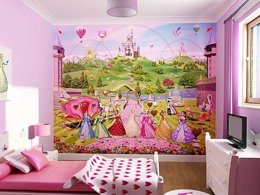 Decorating Ideas For Comfortable Child Bedroom 4 Home Ideas