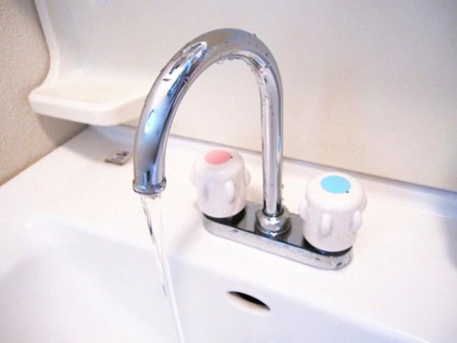 必ず「水道水」を使いましょう
