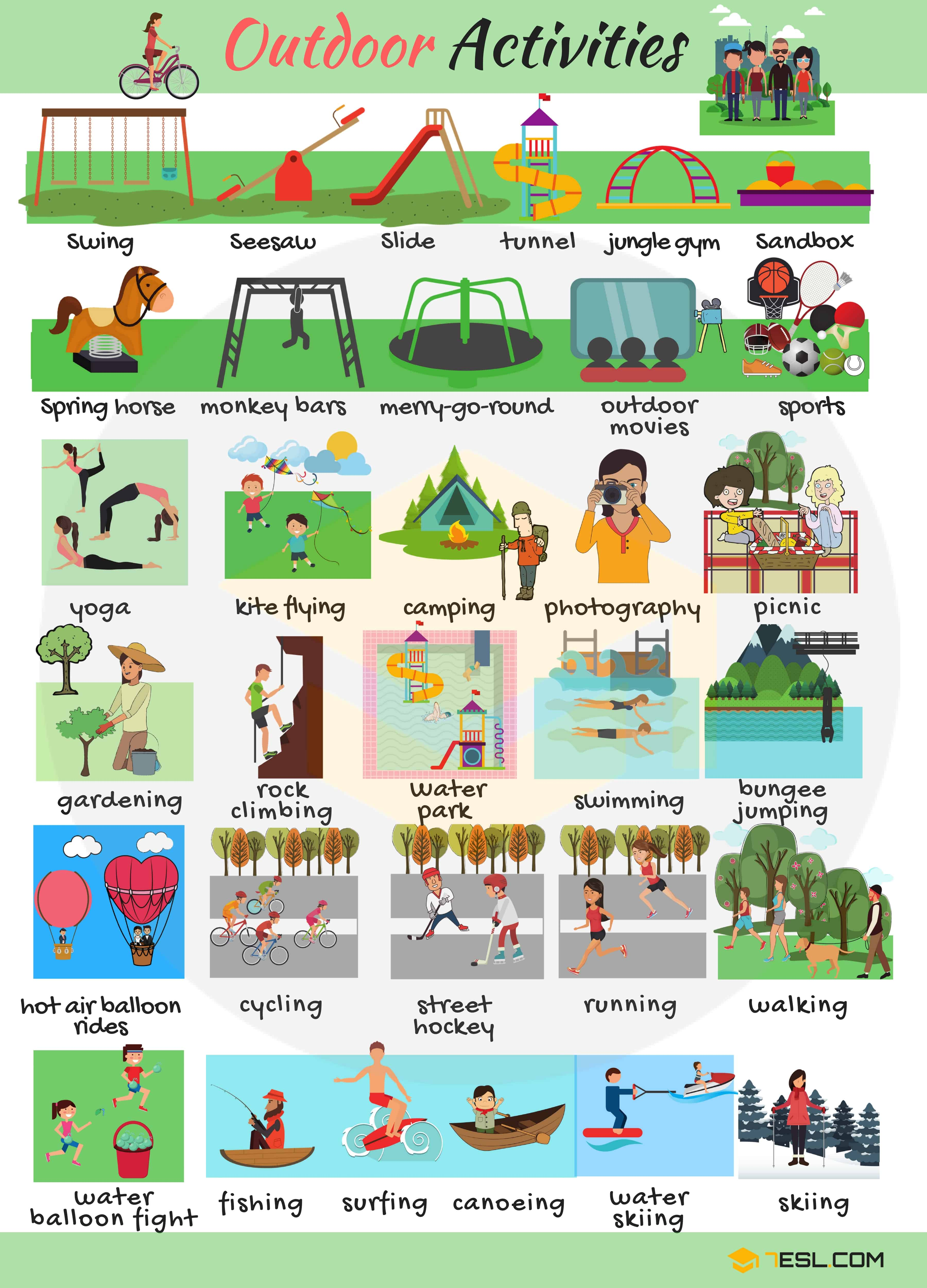 Esl Games Outdoor Games List Of Useful Outdoor Games With Pictures 7 E S L