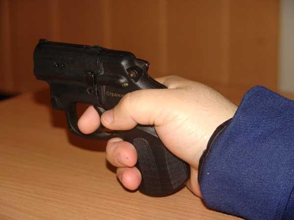 В Белорецке ребенок выстрелил в глаз другу