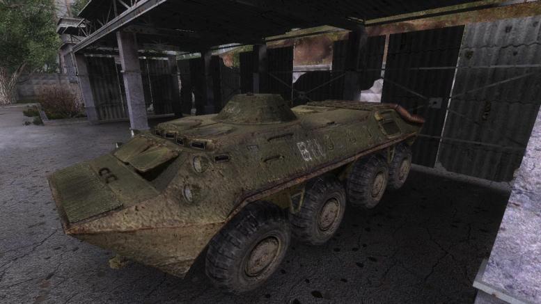 Правоохранительные органы Санкт-Петербурга арестовала водителей, угнавших БТР
