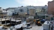 В Туле две 13-летнихшкольницыспрыгнули с крыши недостроенного здания.