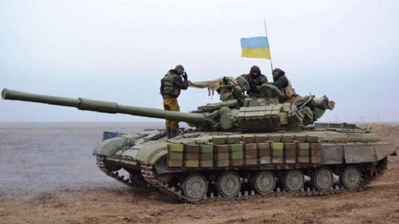 Прифронтовые районы Донецкой Народной республики подверглись массированным ударам артиллерии ВСУ