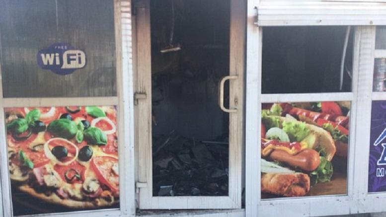 В Запорожье женщина устроила самосожжение, облившись бензином.