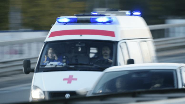 В Новосибирске мужчина угнал «Волгу», после чего ему потребовалась госпитализация