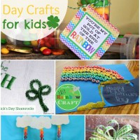 31 St Patrick's Day Crafts for the Kids