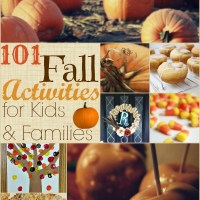 101 Fall Activities for Kids and Families