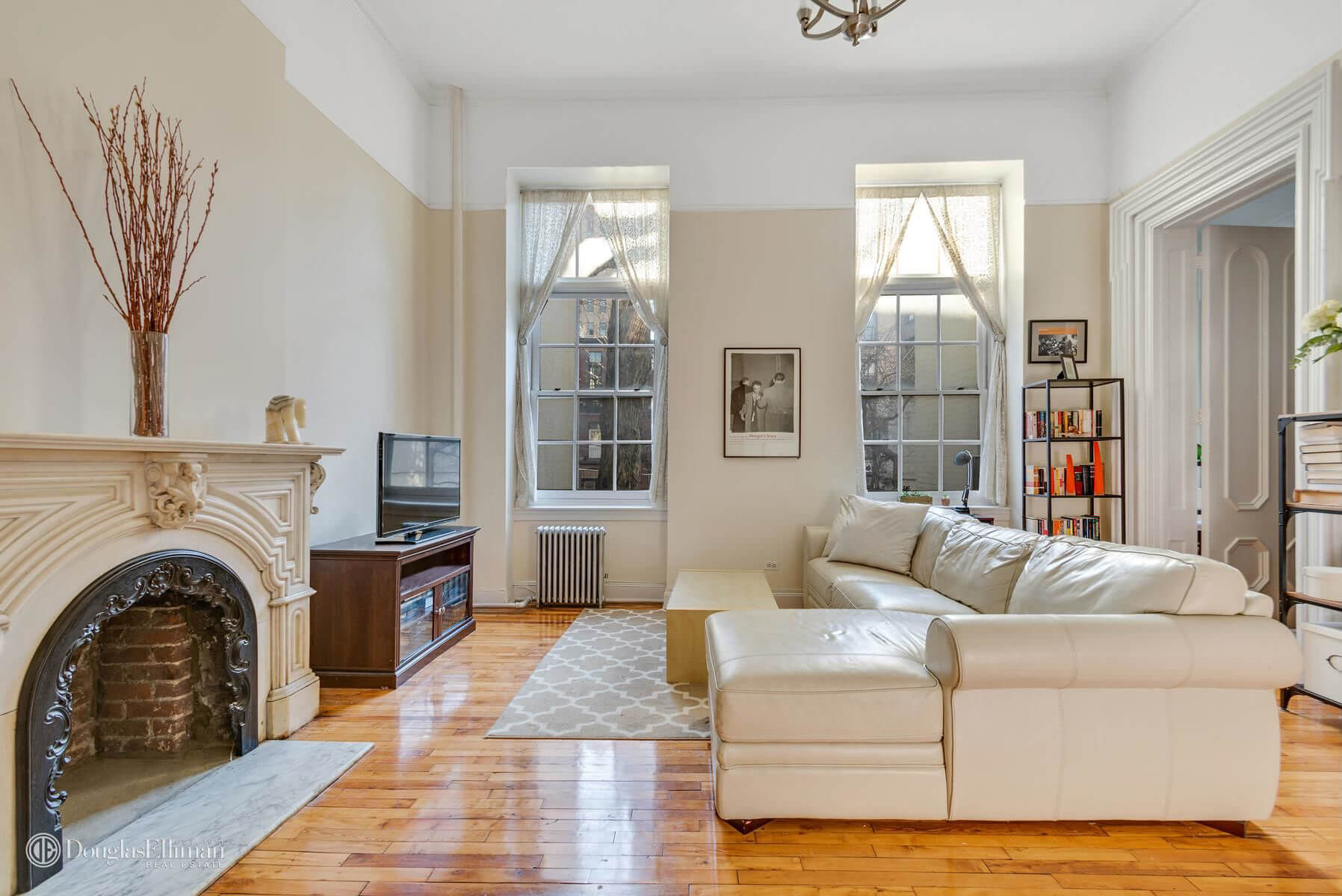 A Brooklyn Heights Co Op A Prospect Heights Brownstone