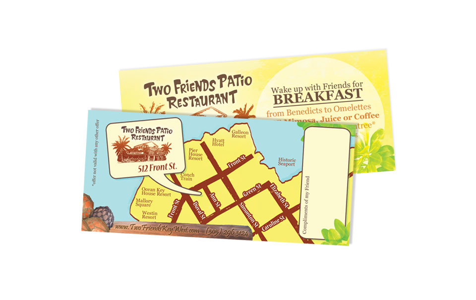 Two Friends Patio Restaurant Coupons