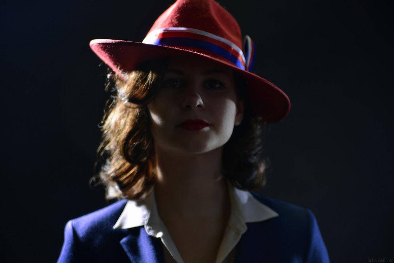 Smart Girl Wallpaper Free Download Agent Carter Hd Wallpapers 7wallpapers Net