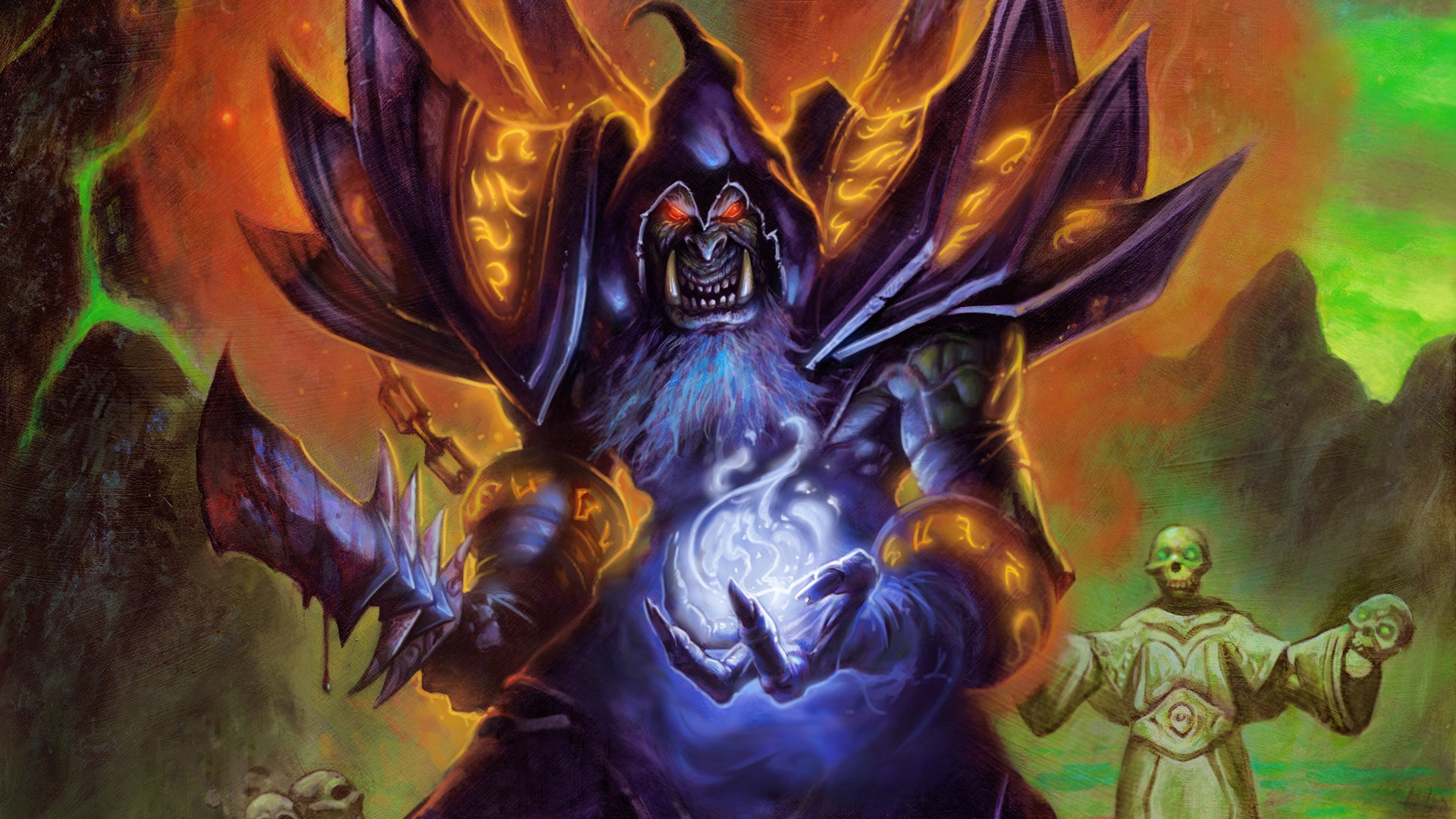 Gul Rule Hearthstone Gul 39dan Hd Wallpapers 7wallpapers