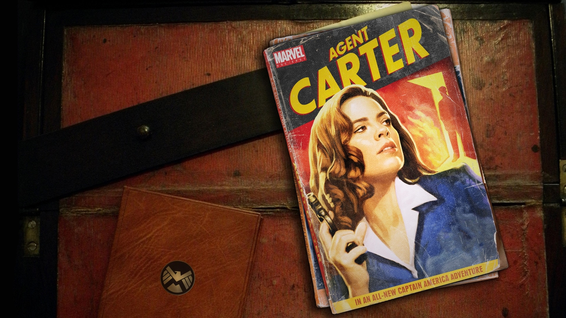 Smart Girl Hd Wallpaper Agent Carter Hd Desktop Wallpapers 7wallpapers Net