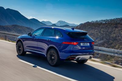 Jaguar F-Pace HD Wallpapers | 7wallpapers.net