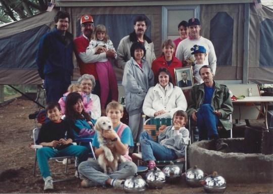 Camp Sandman 1991