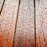 Is Rain Water Beading up on Your Ipe Deck?