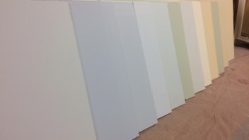 Color Samples for Interior Painting