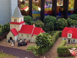 A Lego church? They already beat me to the idea...