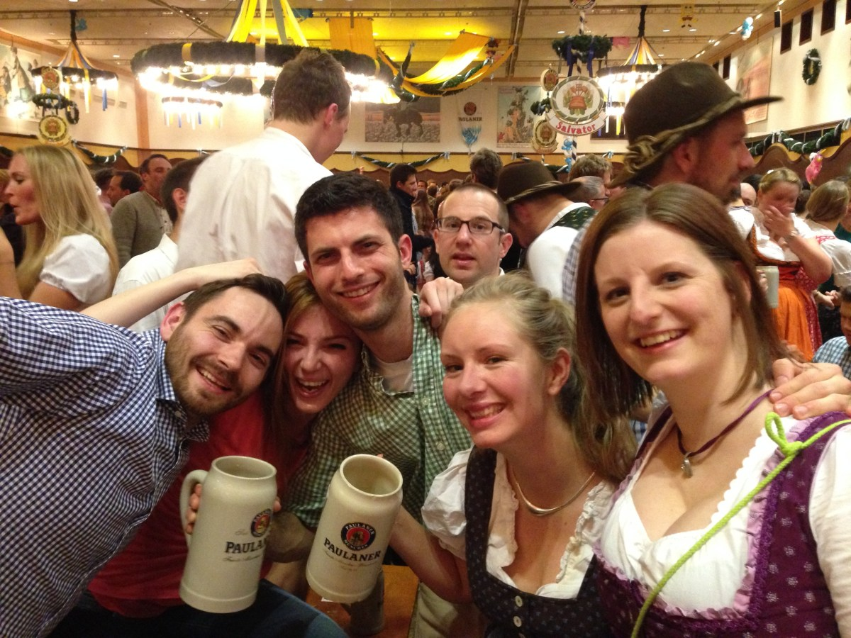 The Strange Places I've Called Home: Munich, Germany